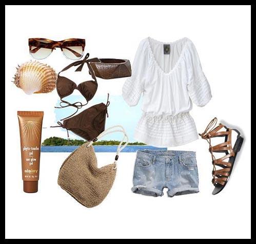 Consejos de c mo preparar una bolsa para ir a la playa - Como ir a la maquinista ...